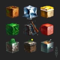 Materials by Smoxt