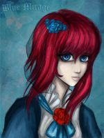 The Blue Mirage: Doll by lady-largo