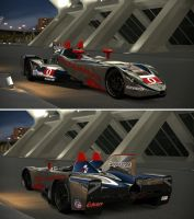 DeltaWing 2013 DeltaWing by GT6-Garage