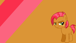 - Babs Seed Wallpaper - by Ponyphile