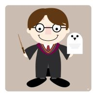 harry potter by striffle