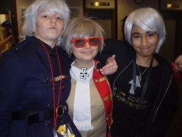 The 3 Prussia's That Could - Tigercon 2012 by WolvesOfComedy