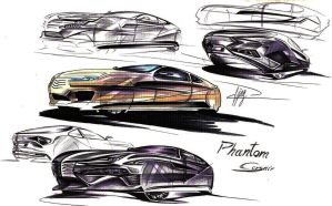 Phantom Corsair redesign by FJAG by fjagcars