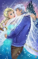 Love is Cold by TyrineCarver