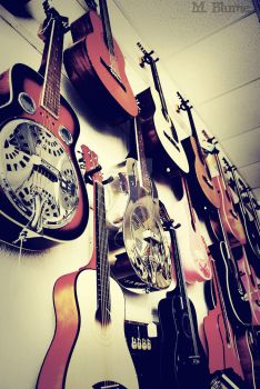 Wall of Strings by perfect-lee-insane