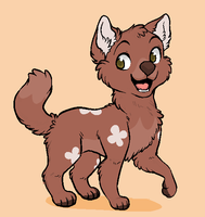 Adoptable Puppy by HappyDucklings