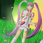 Tales of Graces - Child of Lhant by Nera-loka14