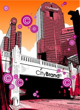 City Brand by Jawa-Tron