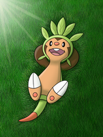 Chespin by CodeFly