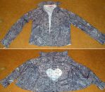 the jacket... end result by bamboleo