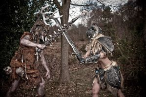 Skyrim Cosplay by Artyfakes