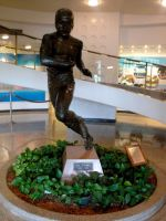 Jim Thorpe Statue by Photos-By-Michelle