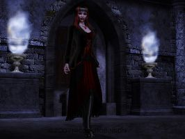 Dungeon Mistress by Lillaanya