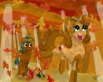 Its time for Fall by PegasusJedi