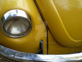Taxi close up by gypsysnail