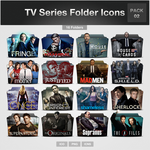 TV Series Folder Icons - PACK 02 by limav