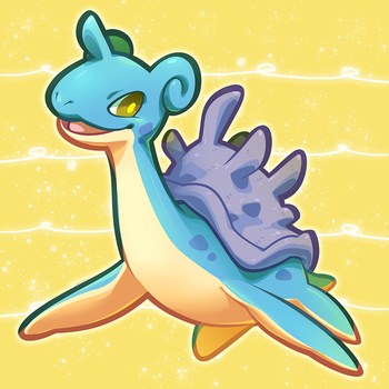 Lapras by pockyy