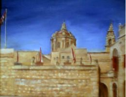 Mdina by dashinvaine