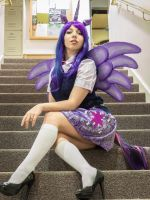 Twilight Sparkle Cosplay II by AshiviAlpha