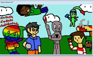 iScribble PowerUps by HamSamwich