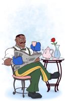 Dudley's Classy Tea Break by randomartist