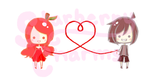 Pomme's Red String of Fate by starberrycharms
