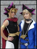 YGO: Past and Future by Yuugi-Mutou