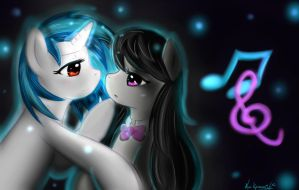 Look at me...Octavia... by NyuKyosumi213