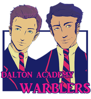 Glee - Warblers by DasGraten