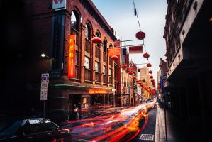 China Town by alexwise