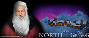 Real Guardian Project #4: North by supereilonwypevensie