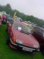 Rover SD1 by Prythen