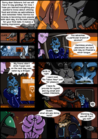 ME CW: Turian with a Silver Tongue 225 by Padzi