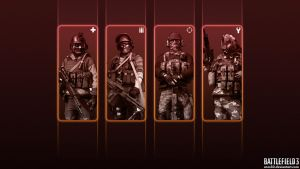 Battlefield 3 - Know Your Role 16:9 RU by uros3D