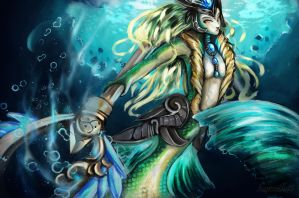 Nami fan art by Hamzilla15