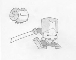 Castle Crashers by Open-Circle