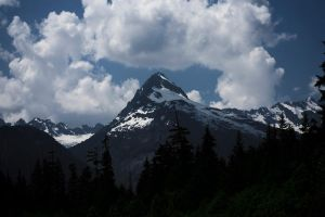 Mountain in BC by megapixelclub