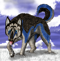 CE- Dog Design 3 by DragonHeartLuver