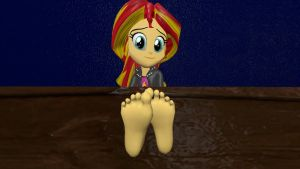 Sunset Soles 3 by hectorlongshot