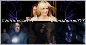 Coincidences ??? Snape Vs Rowling by ShidoLionheart