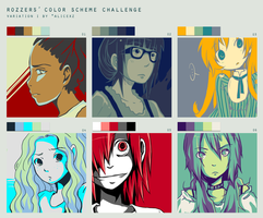 Color Scheme Meme by caly-graphie