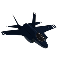 F-35 Fighter Completed by romansiii