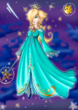 -Rosalina- by Lady-of-Link