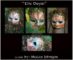 'The Dryad' by EMasqueradeGallery