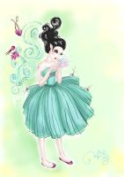 fairy by favouriteflavor