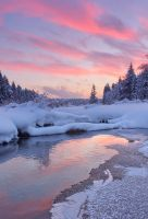 Clouds and Snow, Water and Ice by DeingeL