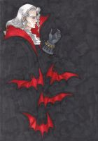 Alucard with Bats - Finished by Jaochim