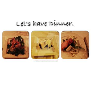 Let's hace dinner by Power-Barbie