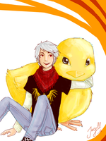 Gil and Gil by Jacyll