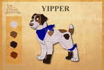 Yipper Application Sheet by jalenrobinson11